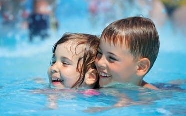 Kinder Herbstferien Schwimmkurs